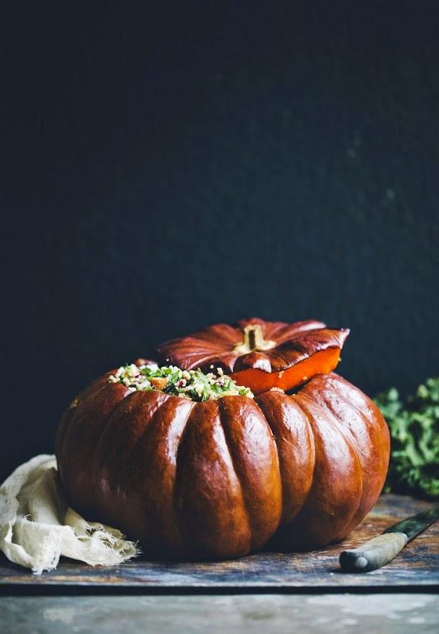 recetas thanksgiving day