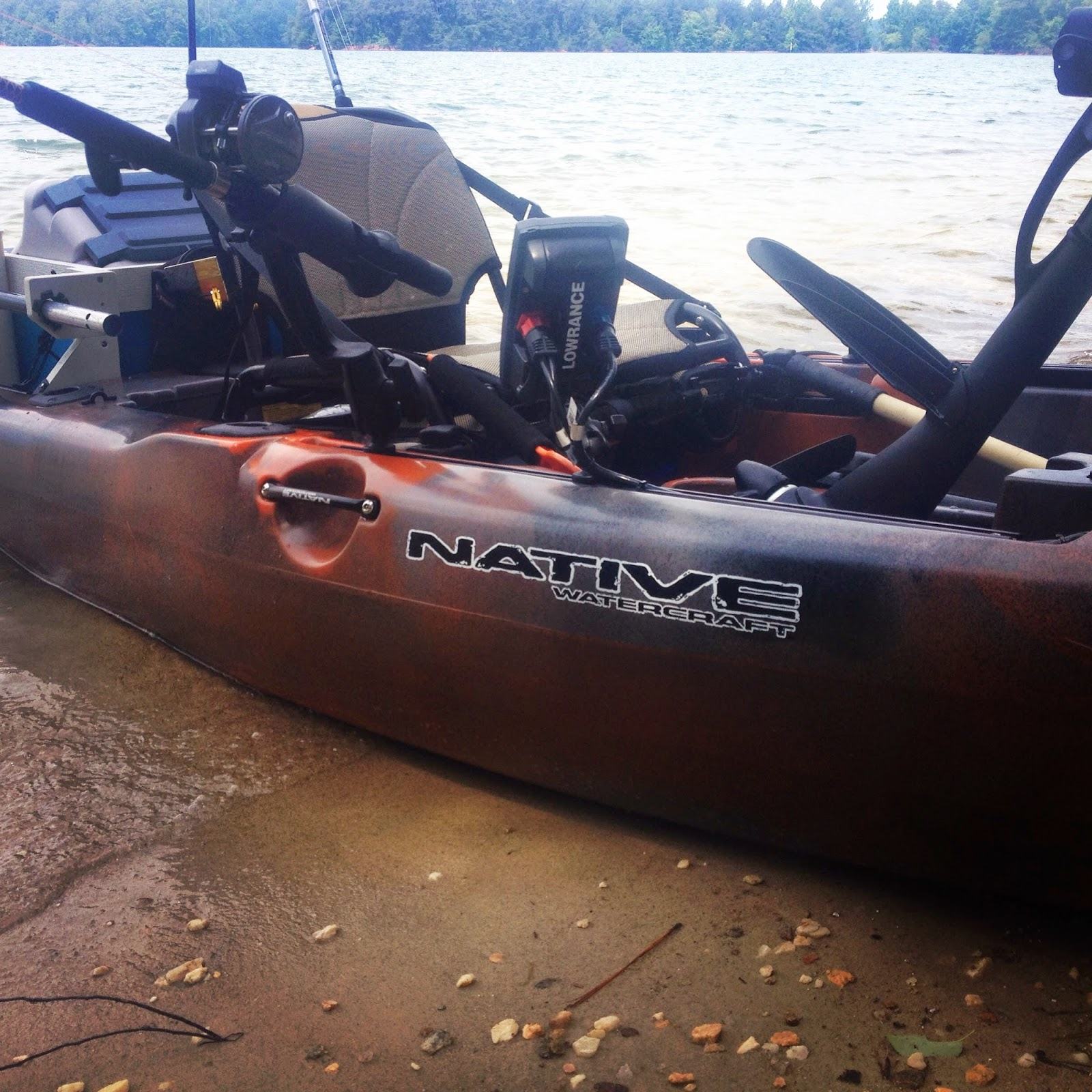 Tight Lines and Plastic Boats: Native Watercraft Slayer 13