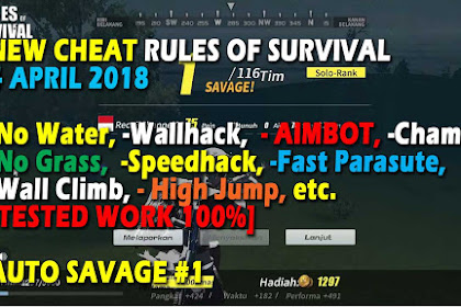 After Maintenance Cheat Rules of Survival Asparagin 3.0 Update 4 April 2018