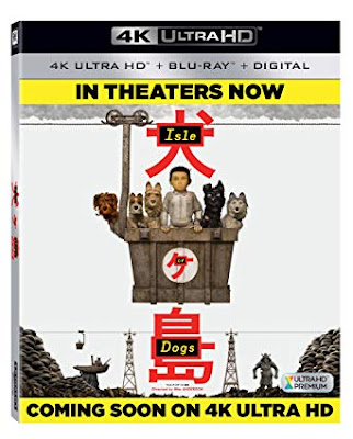 Isle Of Dogs 2018 Daul Audio 720p BRRip 550Mb HEVC x265