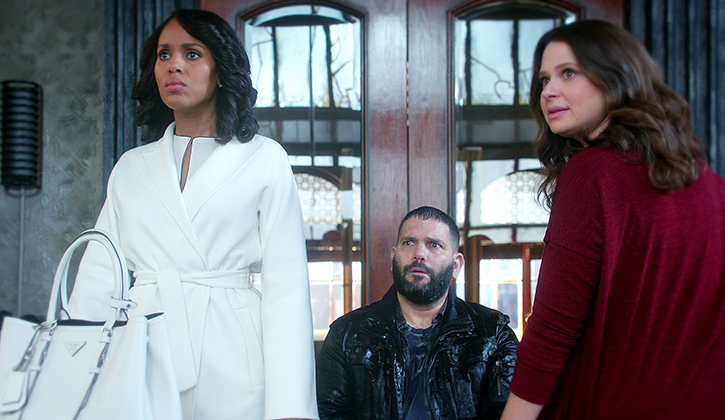 "Scandal - Dead In The Water - Review: ""Road to Redemption"""