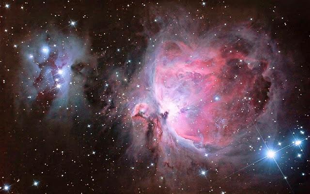 La nebulosa de Orion