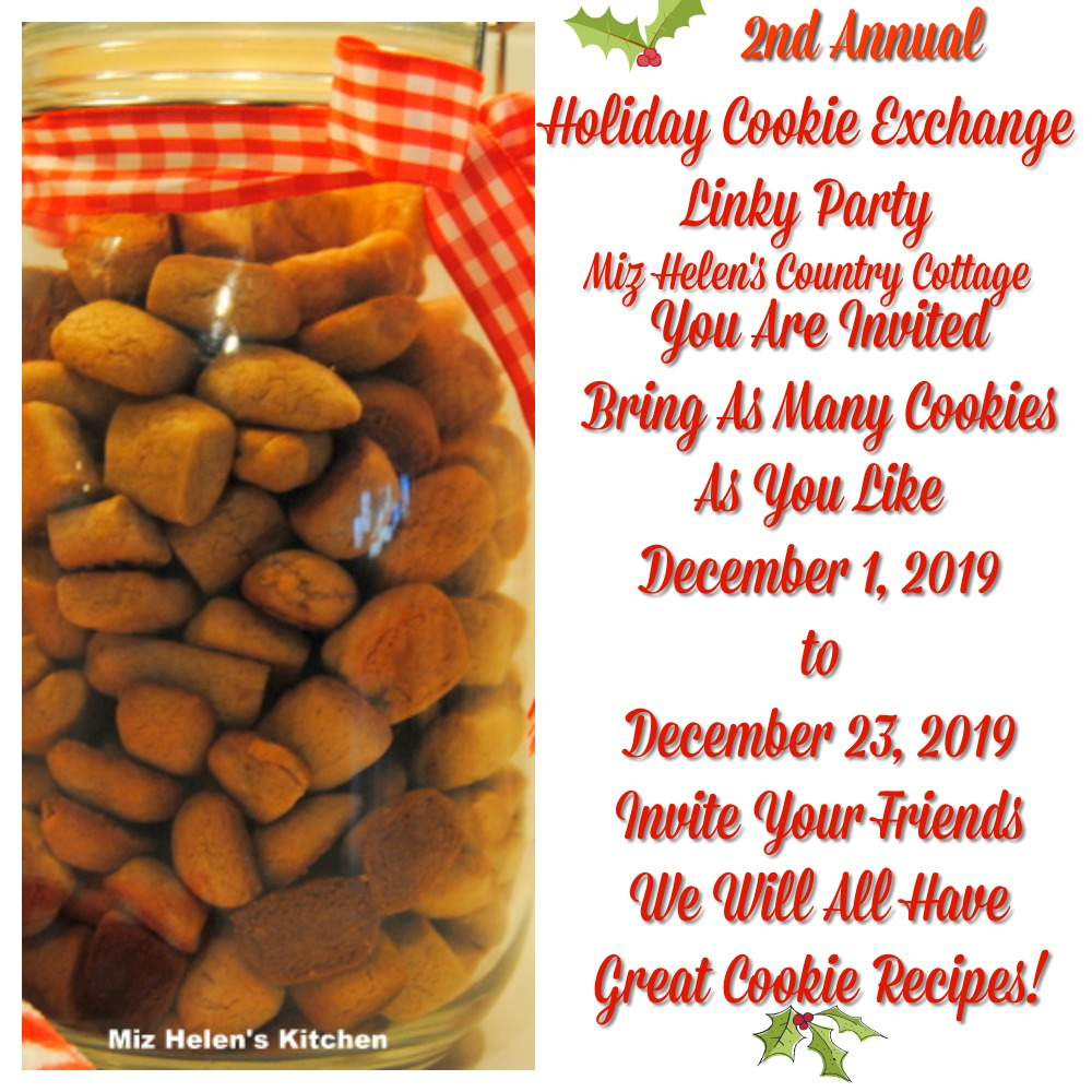 2nd Annual Holiday Cookie Exchange Link Party