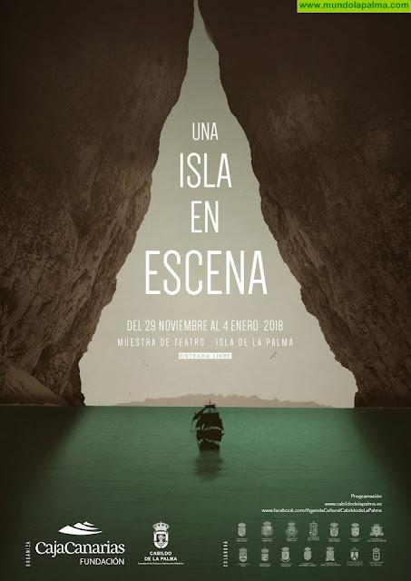 El Cabildo fomenta la creatividad teatral en La Palma con una nueva edición del ciclo 'Una isla en escena'