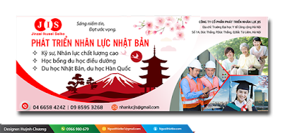 Thiết kế banner website facebook online chuyên nghiệp