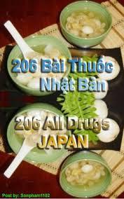 206 bài thuốc Nhật Bản - Nhiều Tác Giả