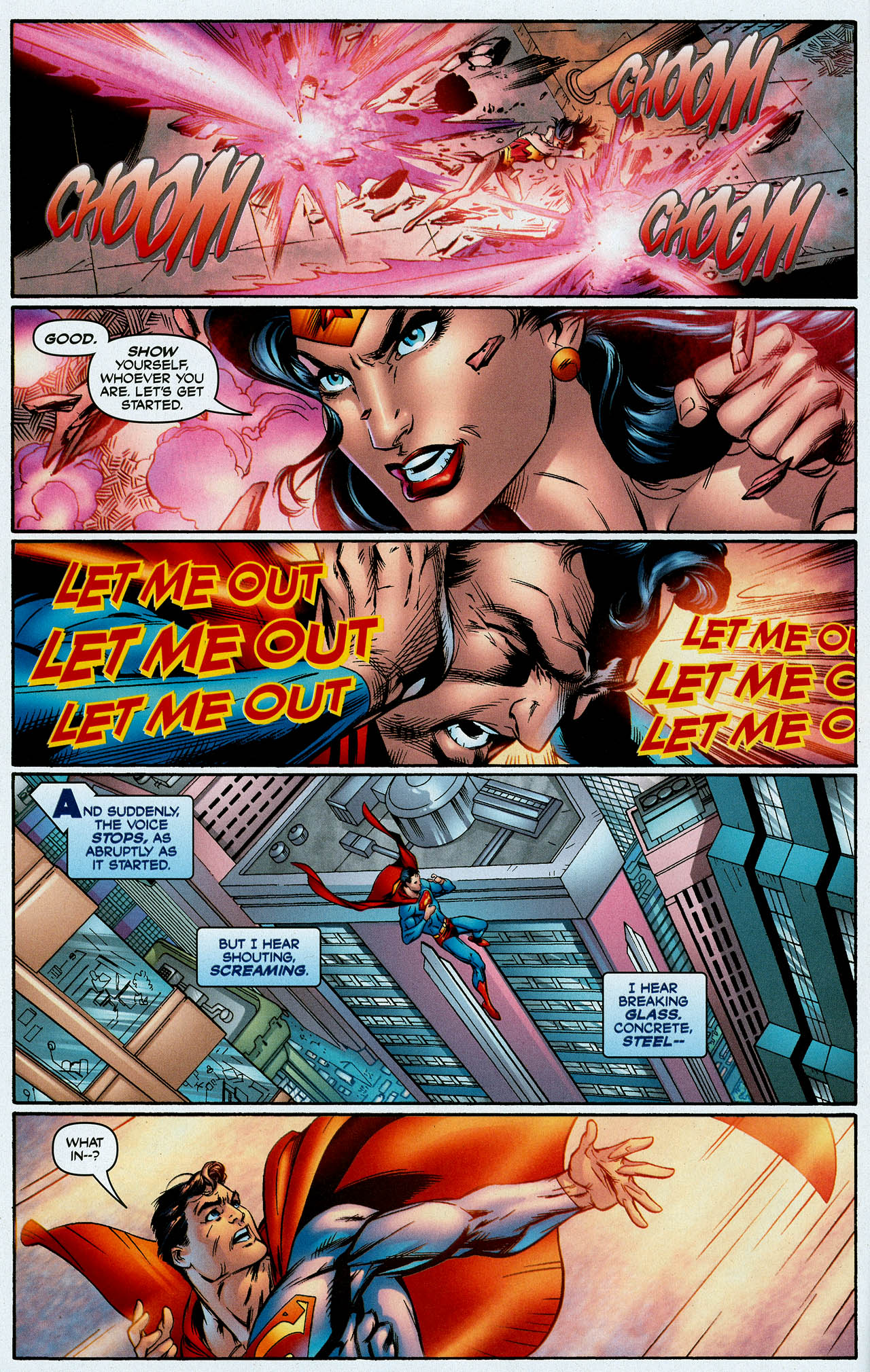 Read online Trinity (2008) comic -  Issue #1 - 21