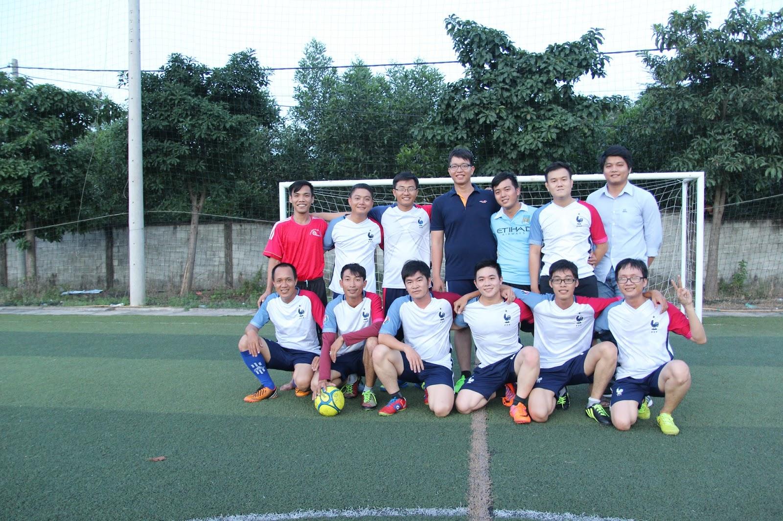 Đội bóng đá CHÍNH NAM