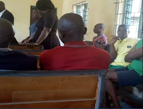 Wife Of Lecturer Who Raped 13-Year-Old Neice To Death, Arraigned (Photo)