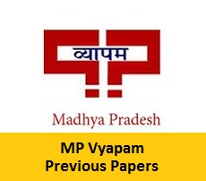 MP Vyapam ASI Previous Papers