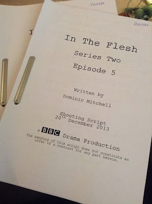 In the flesh, uno script per la seconda serie
