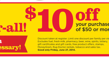 shop n save coupons 10 off 50