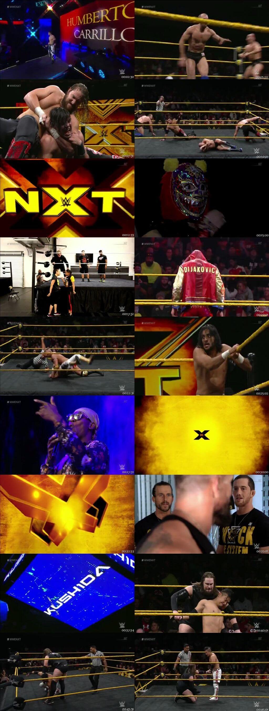 Screen Shot Of WWE NXT 1st May 2019 HDTV 480P 300MB