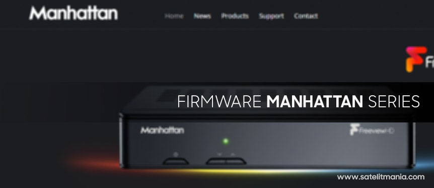 [Software Update] Kumpulan Firmware Receiver Series