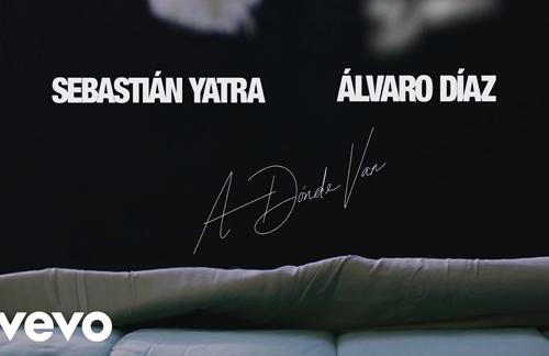 A Donde Van | Sebastian Yatra & Alvaro Diaz Lyrics