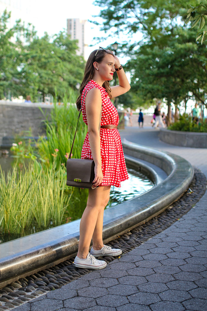 Krista Robertson, Covering the Bases, Travel Blog, NYC Blog, Preppy Blog, Style, Fashion Blog, Summer Dresses, Summer Style, Must Have Summer Looks, Preppy Dresses, Battery Park City, NYC