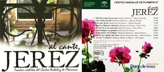 EL CHOZAS DE JEREZ... AL CANTE, JEREZ VARIOS 2009 CAF-DIARIO DE JEREZ