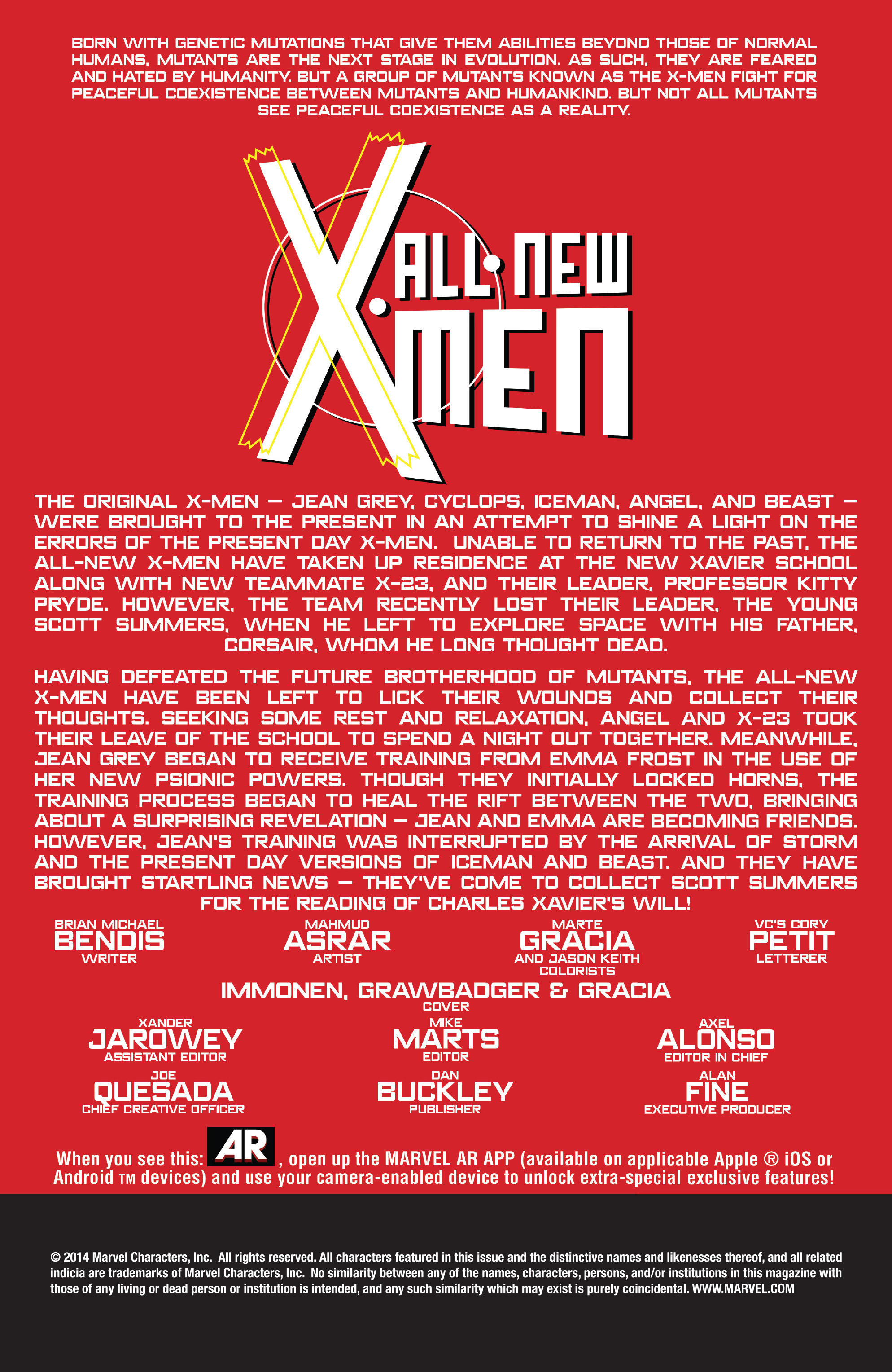 Read online All-New X-Men (2013) comic -  Issue #31 - 2