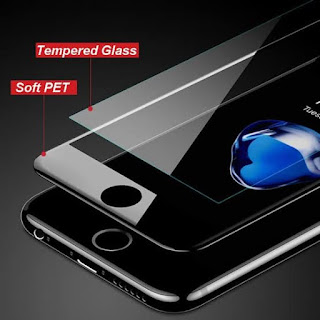 gunakan pelindung layar smartphone Anda