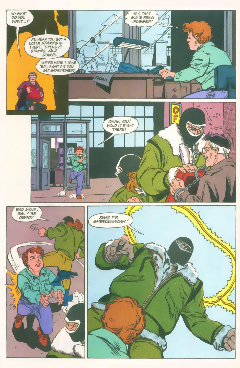 Read online Wonder Woman (1987) comic -  Issue #72 - 20