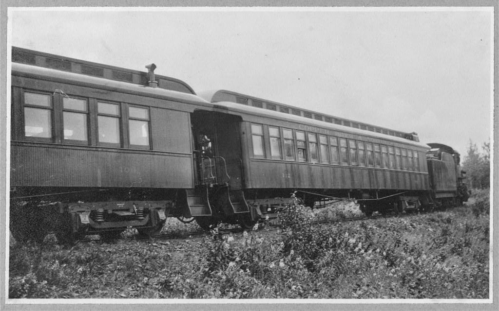 The Copper River Amp Northwestern Railway Blog Equipment