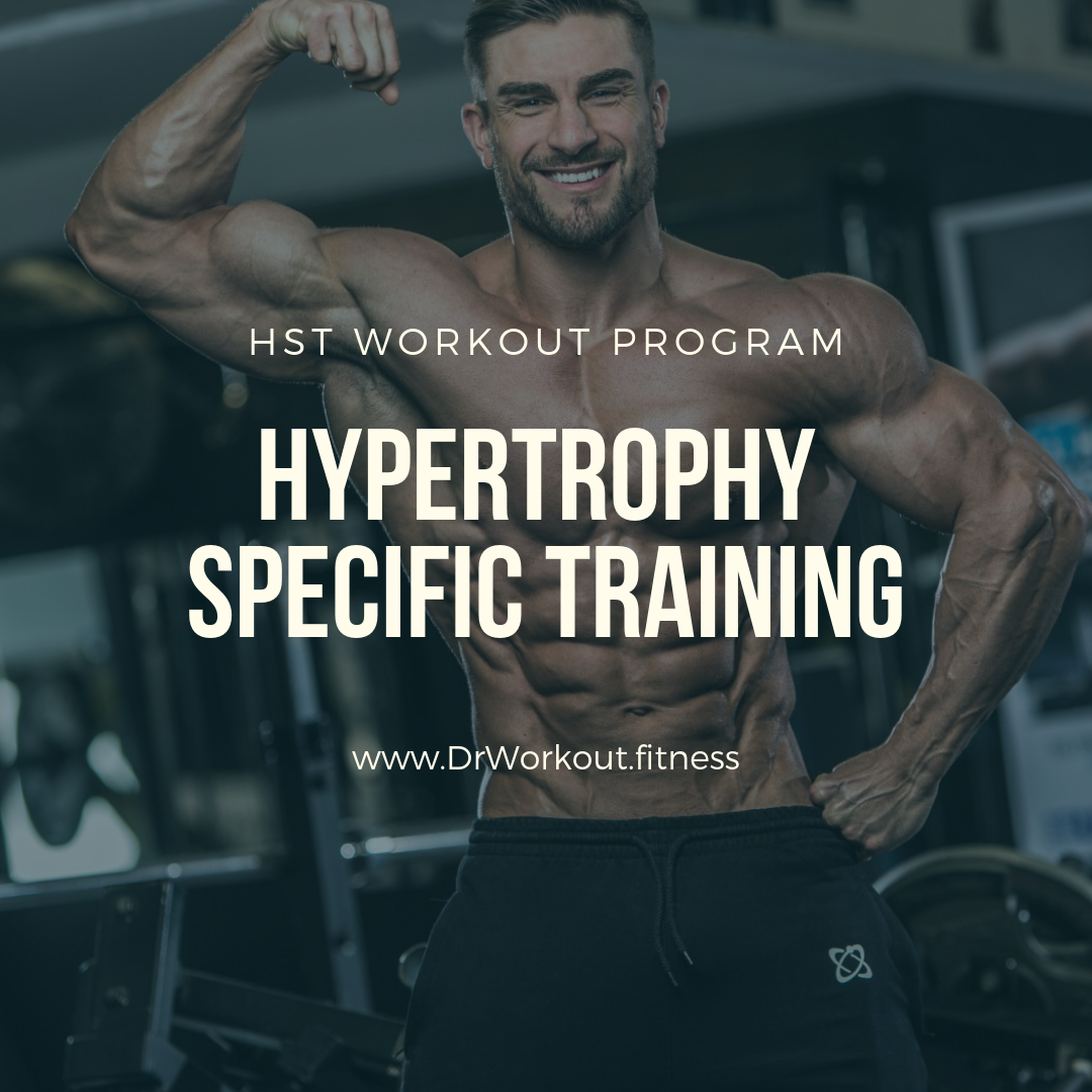 Hypertrophy Specific Training Plan