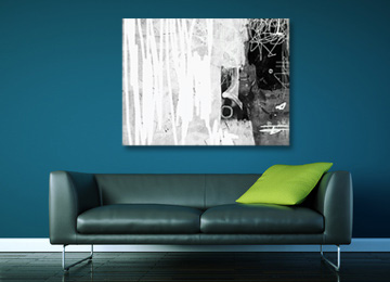 white abstract art, white abstract digital painting, white wall art, contemporary art, digital painting, large portrait painting, Sam Freek, modern art, urban art, industrial art, original art, buy art, artwork, artist,