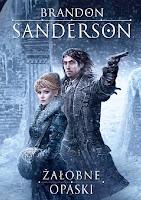 """Żałobne opaski"" – Brandon Sanderson"
