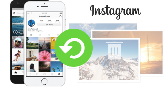 Recover Deleted Instagram Pictures