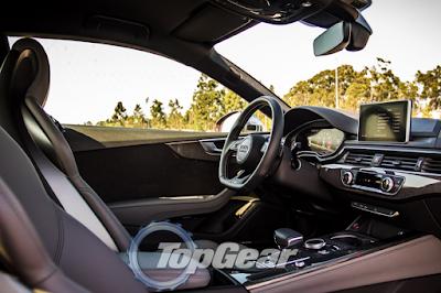 2016 Audi S5 Interior