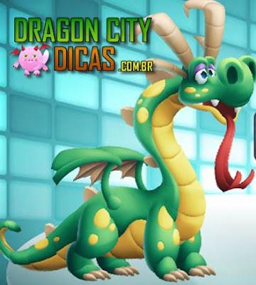 Dragão Pateta- Informações
