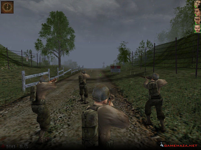 Deadly Dozen Gameplay Screenshot 1