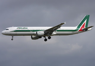 Airbus A321 of Alitalia
