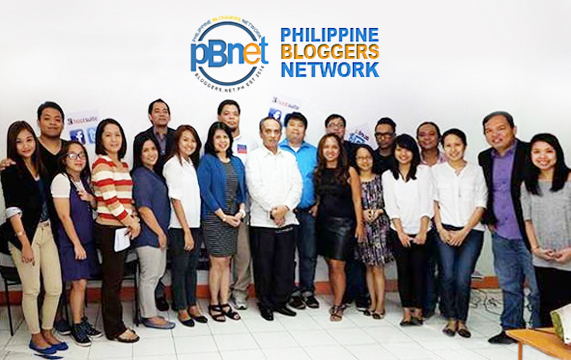 Philippine Bloggers Network or PBNet