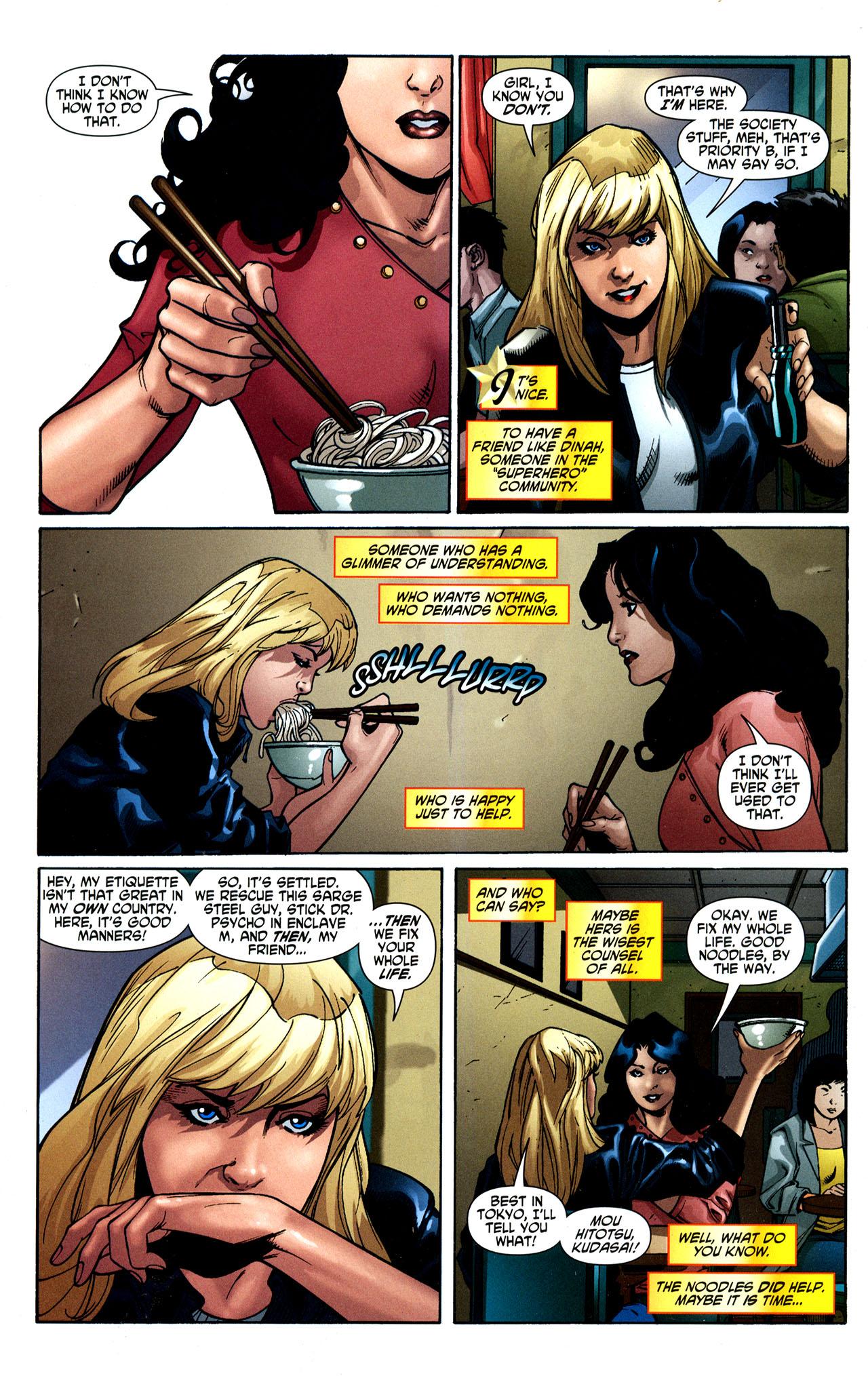 Read online Wonder Woman (2006) comic -  Issue #35 - 6