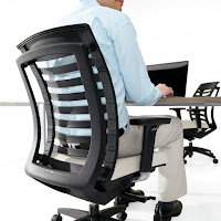 Ergonomic Office Chair That Automatically Adjusts