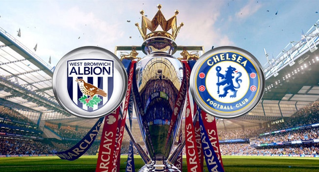 live streaming west brom vs chelsea 18 november 2017