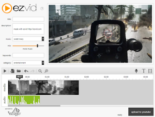 Ezvid - Screenshot