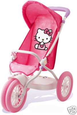 Hello Kitty Prams and Strollers | Hello Kitty Forever