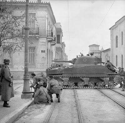 Νέο άρθρο Αντώνη Ζαρκανέλα - ΔΕΚΕΜΒΡΙΟΣ 1944: Η Μάχη της Αθήνας.