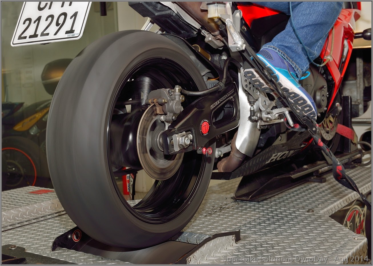 Superbike Solutions: Dyno Tuning