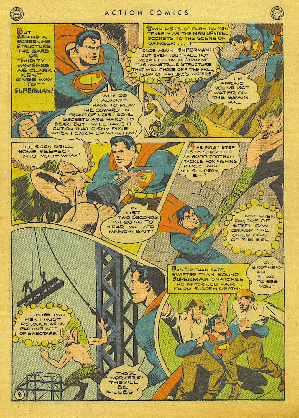 Action Comics (1938) 82 Page 10