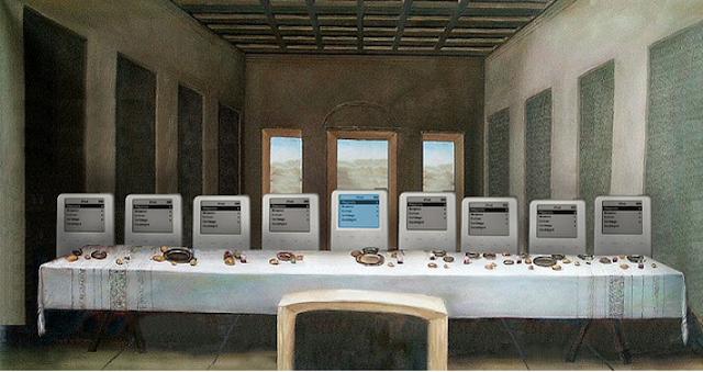 iPod Last Supper by Travis (axb500)