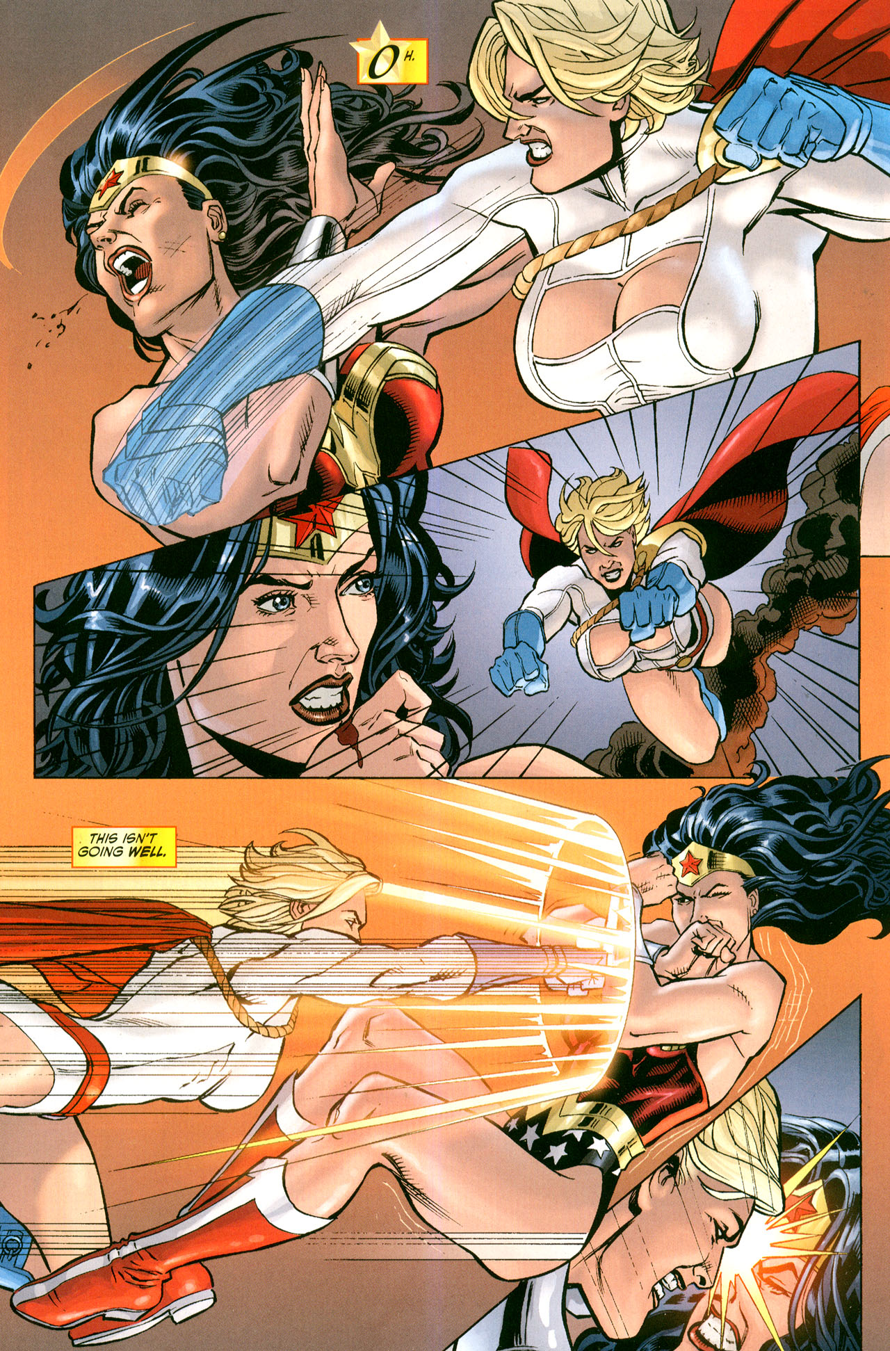 Read online Wonder Woman (2006) comic -  Issue #41 - 7