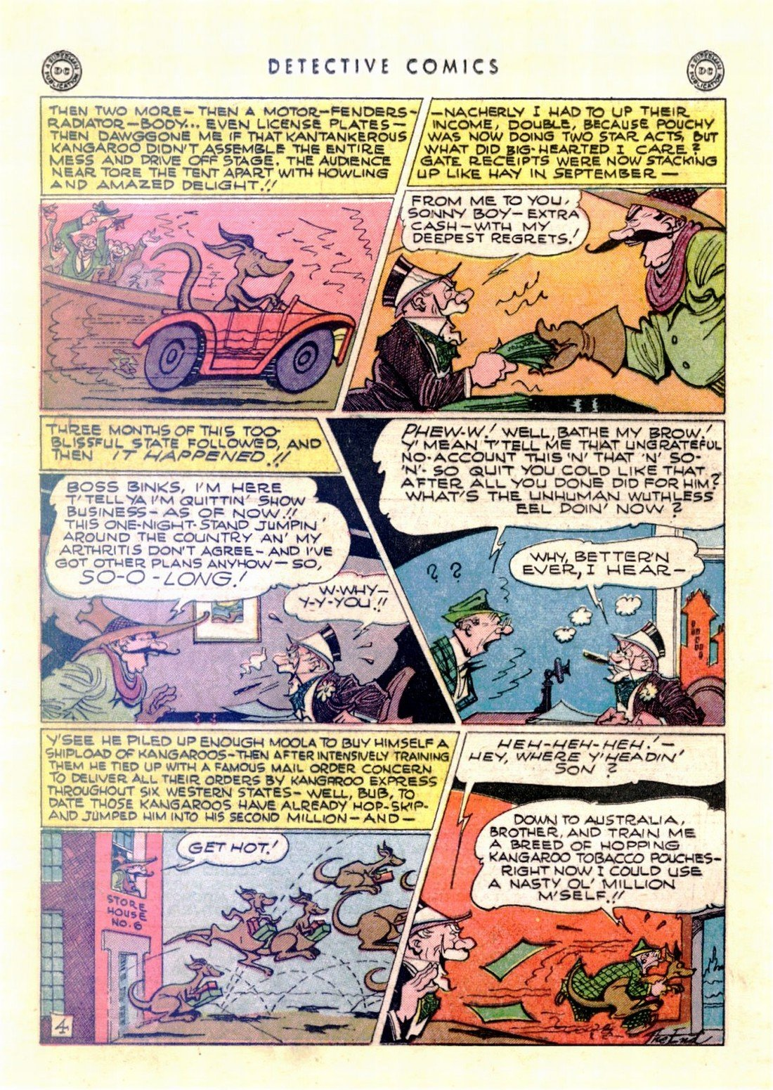 Read online Detective Comics (1937) comic -  Issue #103 - 28