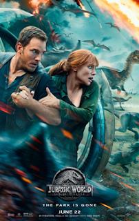 Download Jurassic World : Fallen Kingdom (2018) Full Movie Subtitle Indonesia