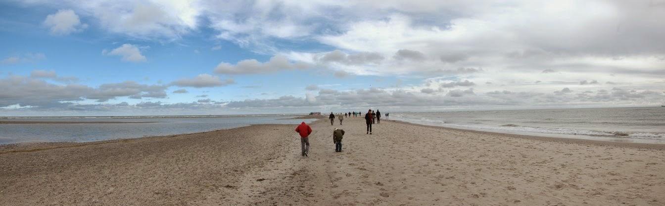 Grenen mar del norte mar baltico