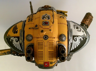 40k Imperial Knight Errant - Carapace