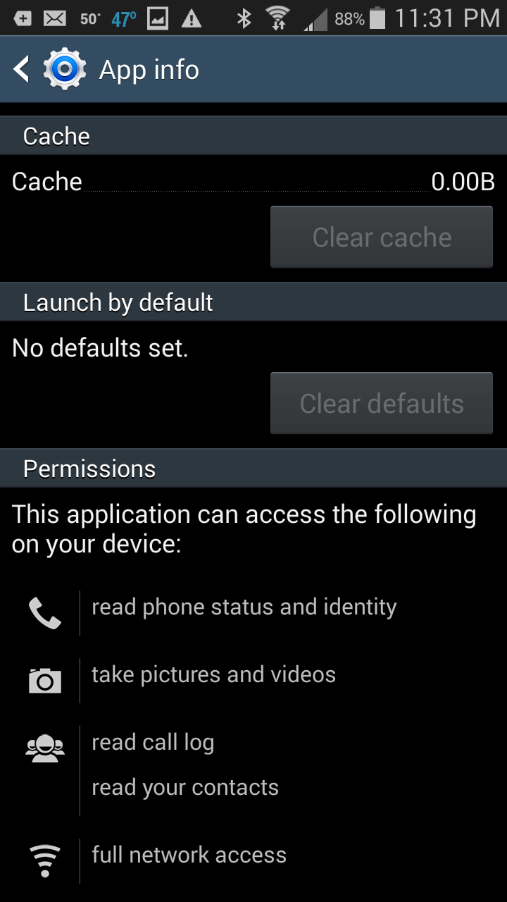Privacy Danger from Android Flashlight and other apps - Chris Mendla