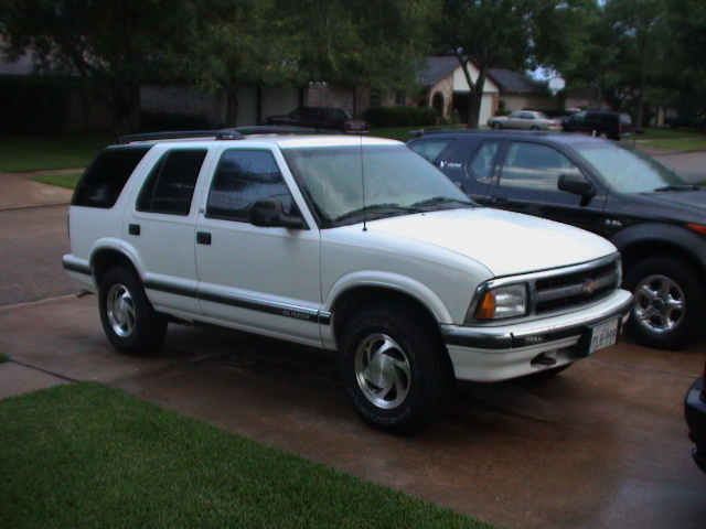1995 chevy blazer 4x4